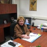 Marilena Benak portrait, Administrative Assistant at The Literacy Group