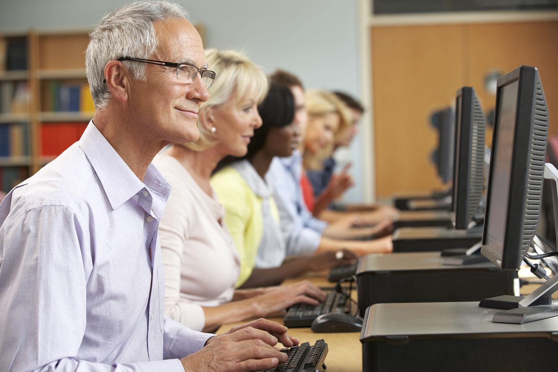 Computer Skills at The Literacy Group